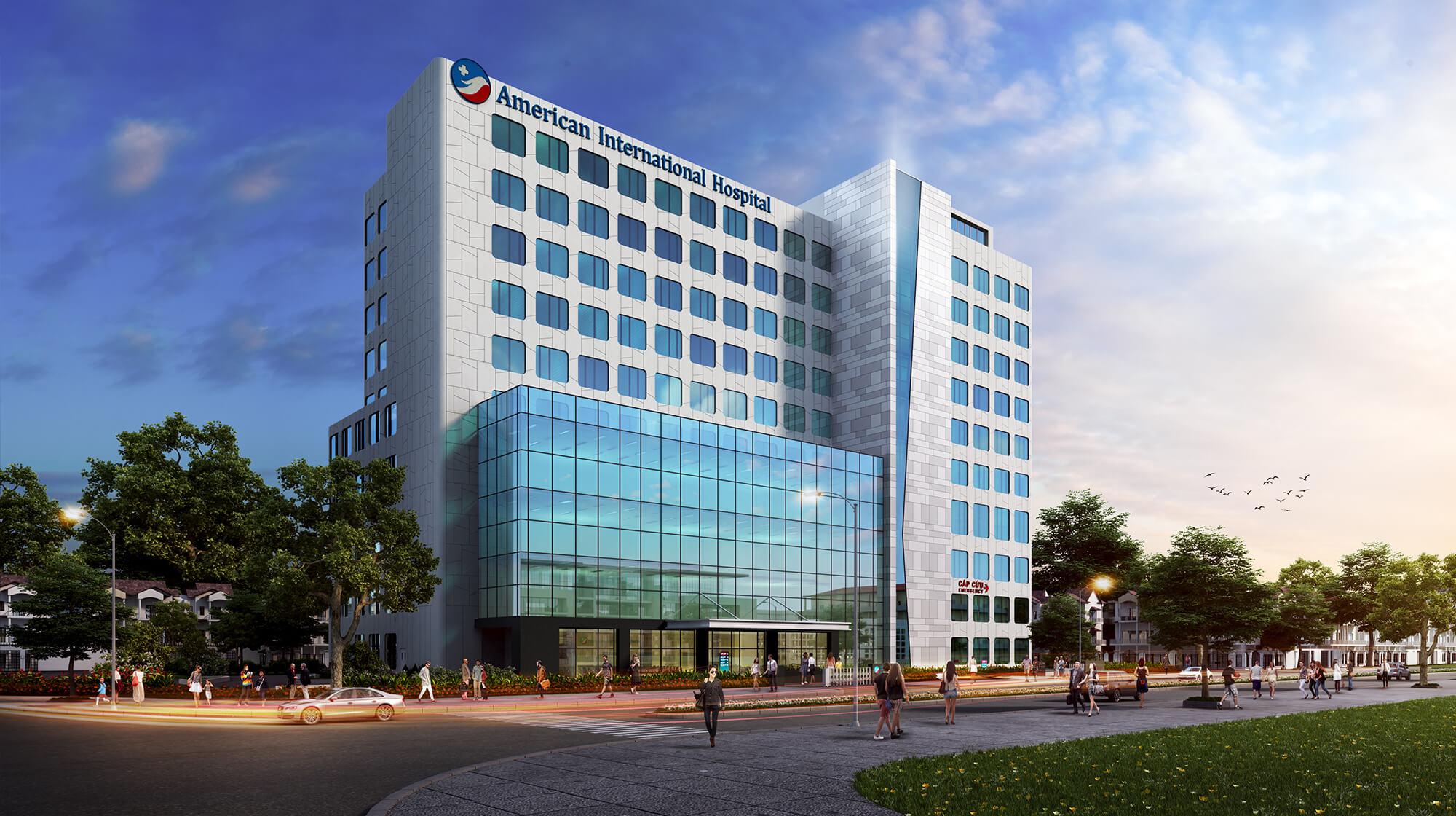 Bệnh viện Quốc Tế Mỹ