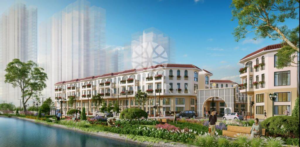 dự án bất động sản senturia