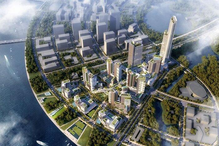dự án bất động sản Empire City