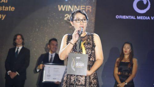 Senturia Vườn Lài đoạt giải Best Housing Development (HCMC) 2017